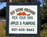 Old Stone Orchard | Little Compton, RI 02837