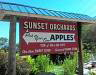 Sunset Orchards | North Scituate, RI 02857